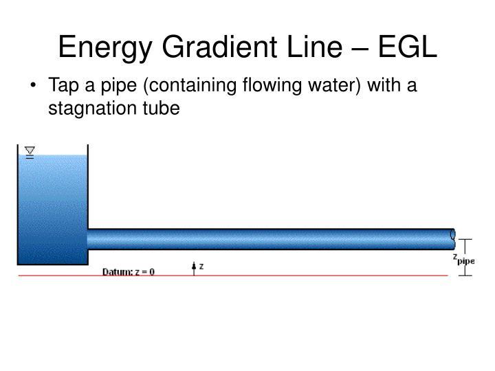 Energy Gradient Line – EGL