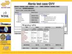 alenia test case gvv