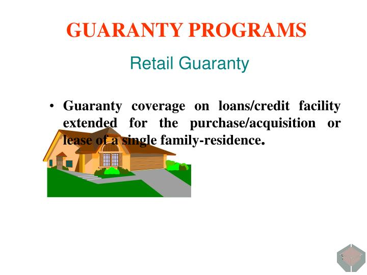 Retail Guaranty