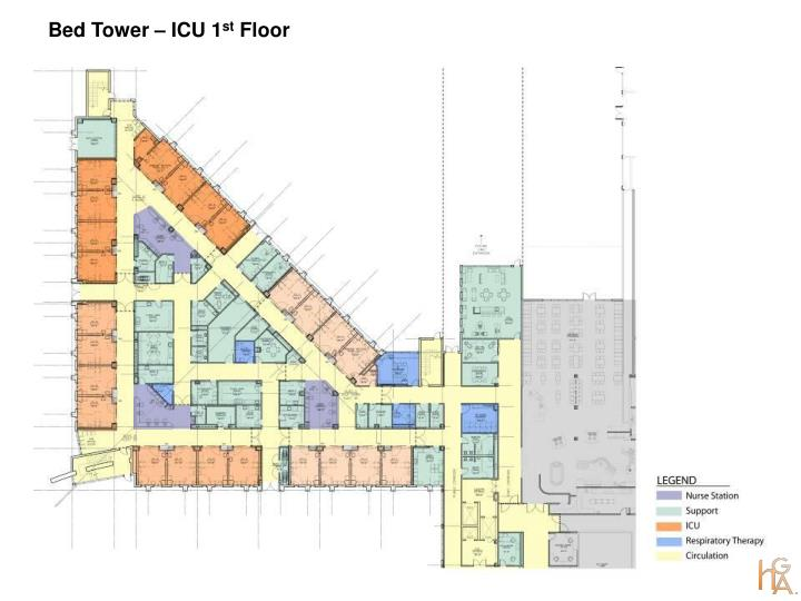 Bed Tower – ICU 1