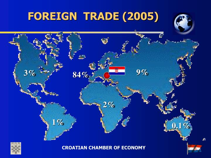 FOREIGN  TRADE (2005)