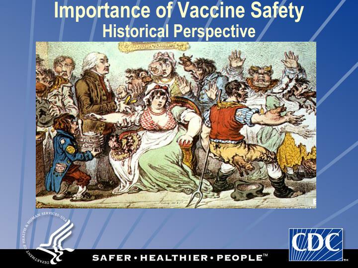 Importance of Vaccine Safety