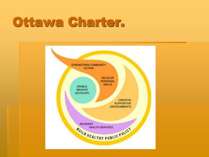 Ottawa Charter.