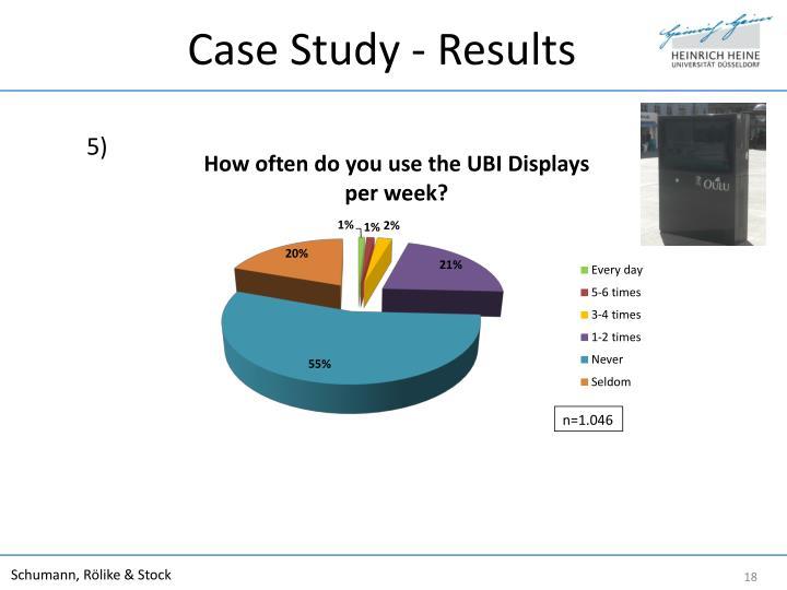 Case Study -