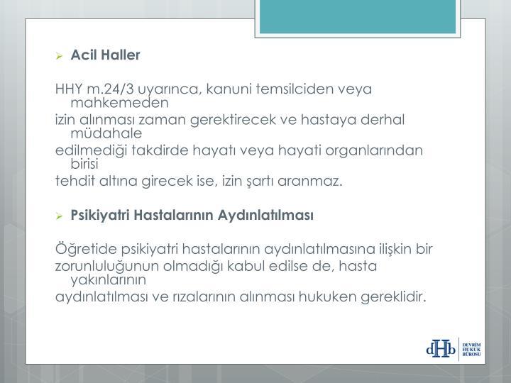 Acil Haller