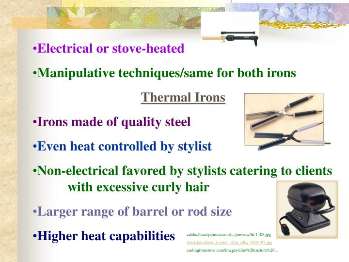Electrical or stove-heated