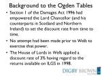background to the ogden tables8