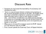 discount rate9