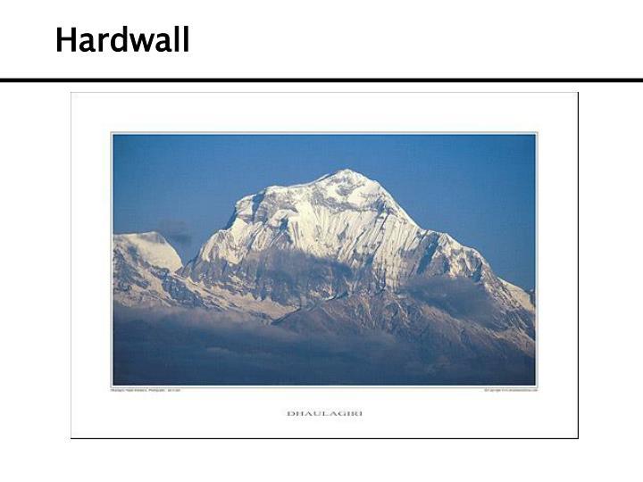 Hardwall