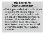 hjo energi ab ppna stadsn tet1