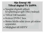 hjo energi ab tillval digital tv sappa