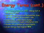 energy terms cont1