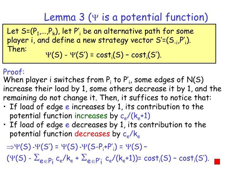 Lemma 3 (