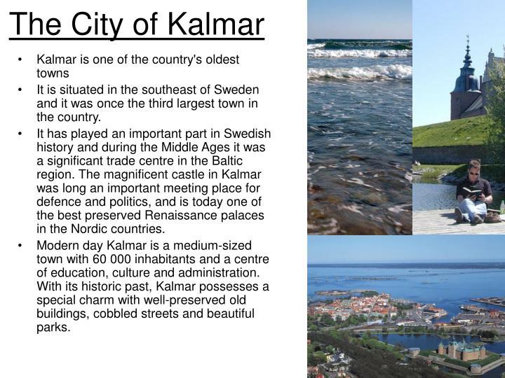 The City of Kalmar