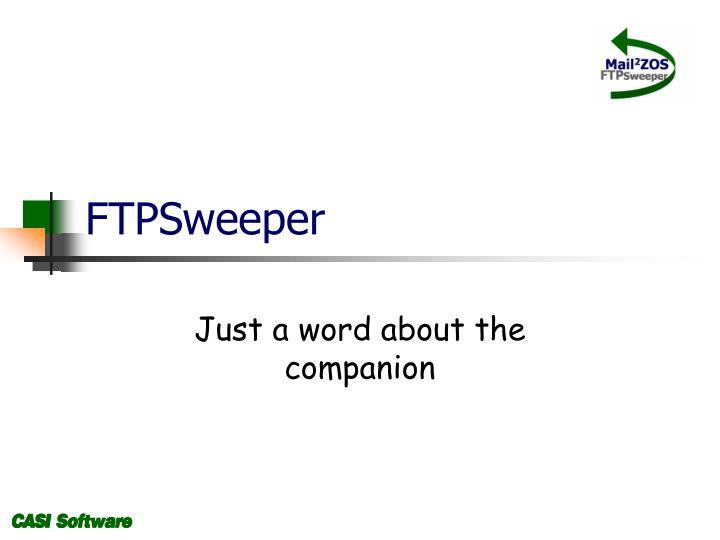 FTPSweeper