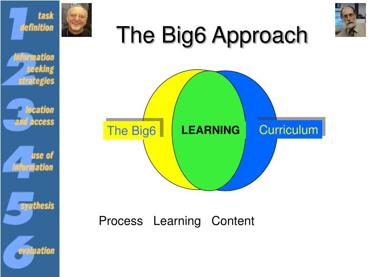The Big6 Approach