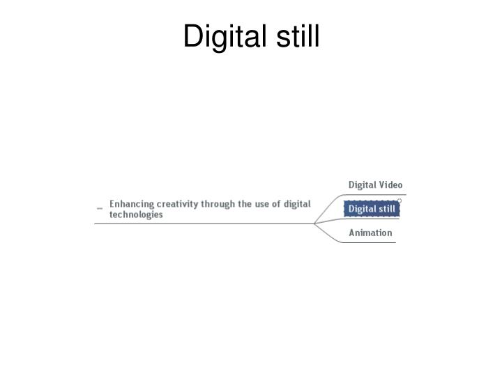 Digital still