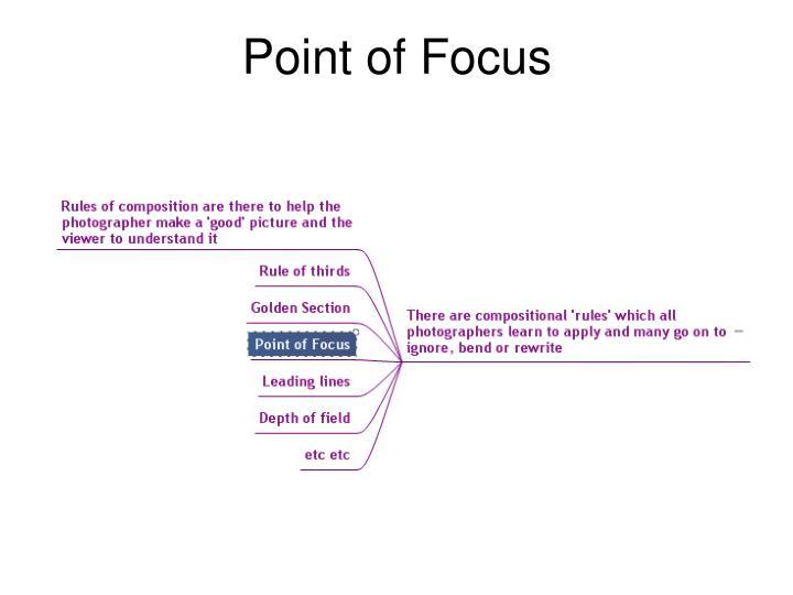 Point of Focus