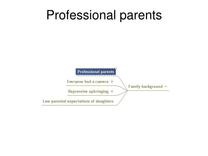 Professional parents