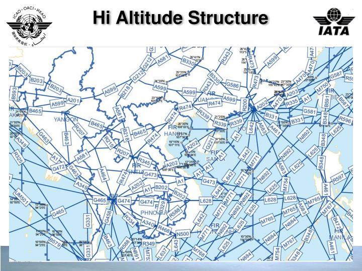 Hi Altitude Structure