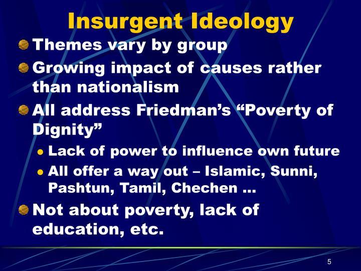 Insurgent Ideology