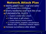 network attack plan