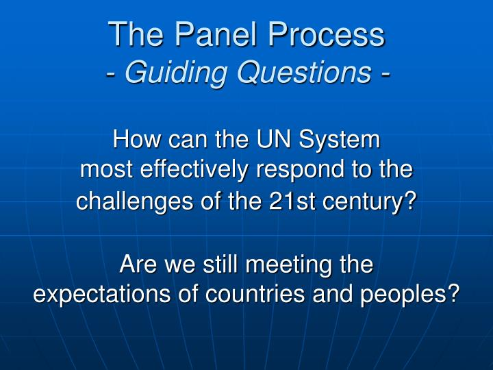 How can the UN System