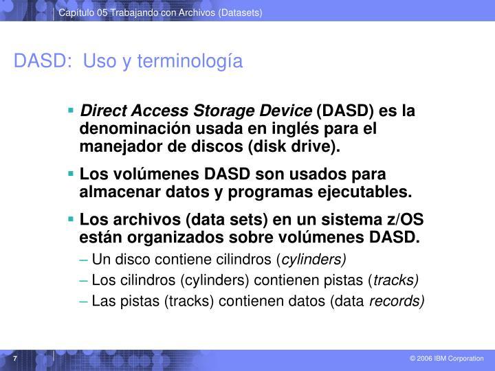 DASD: