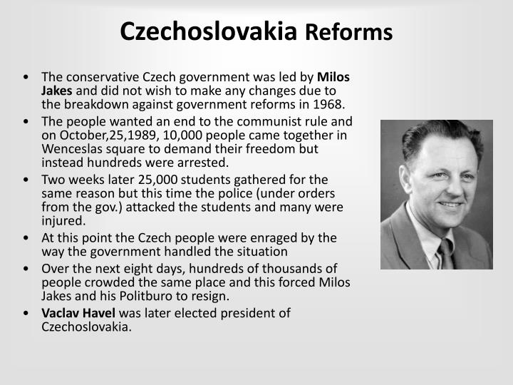 Czechoslovakia
