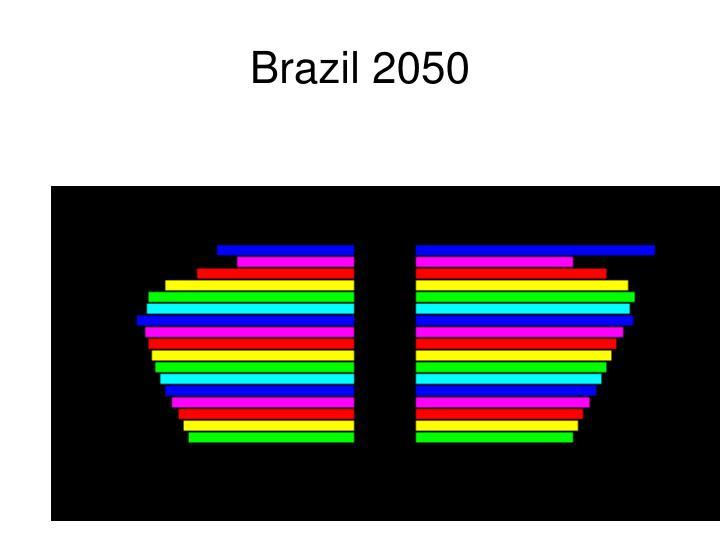 Brazil 2050