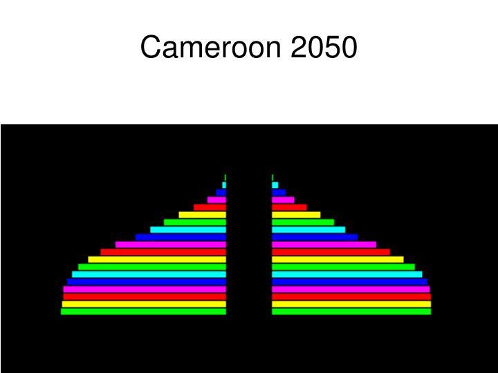 Cameroon 2050