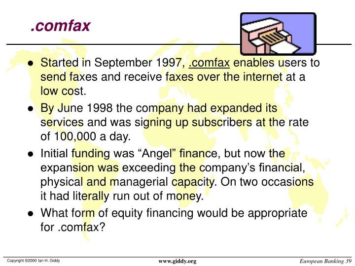 .comfax