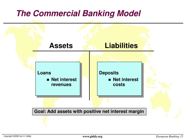 The Commercial Banking Model