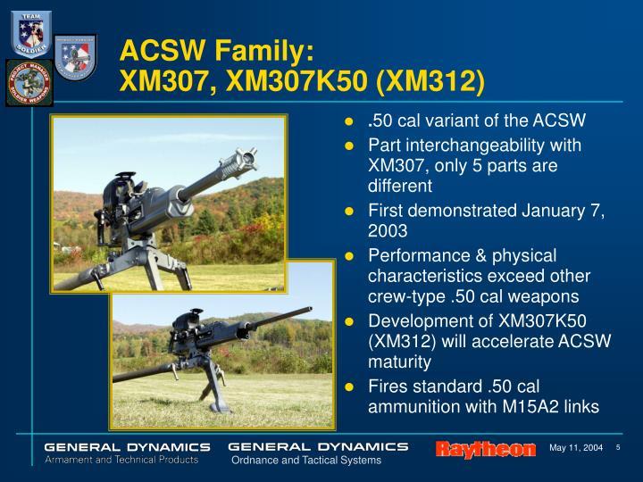 ACSW Family: