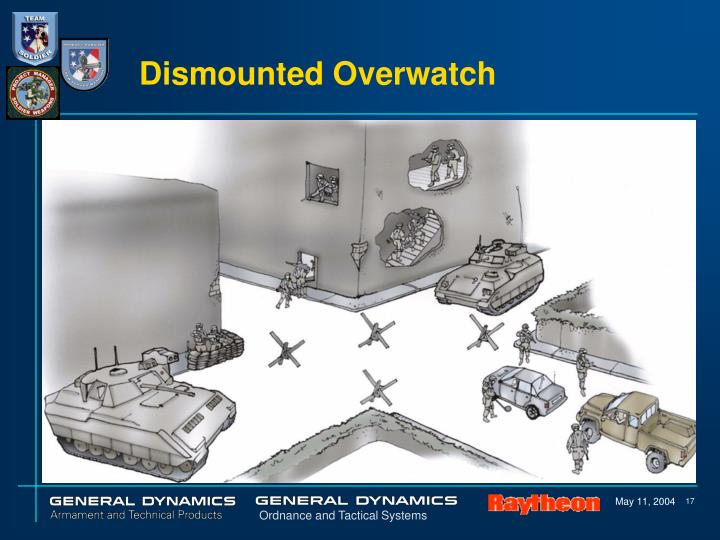 Dismounted Overwatch