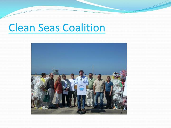 Clean Seas Coalition
