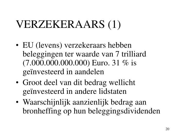 VERZEKERAARS (1)