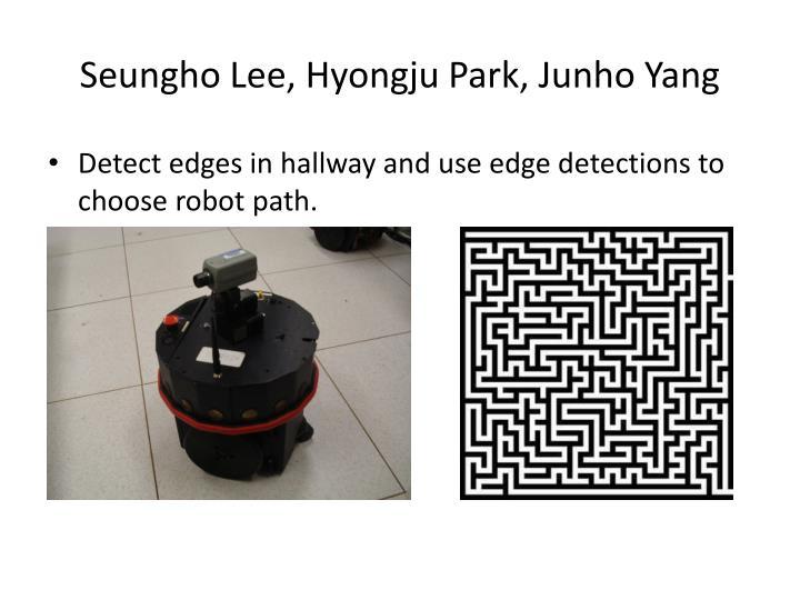 Seungho Lee, Hyongju Park, Junho Yang