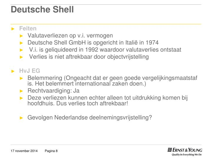 Deutsche Shell