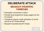 bradley fighting vehicles