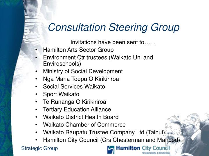 Consultation Steering Group