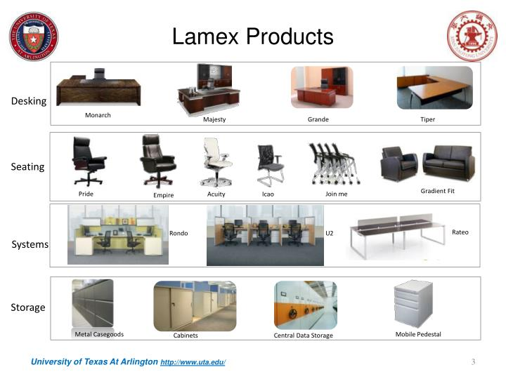 Lamex Products