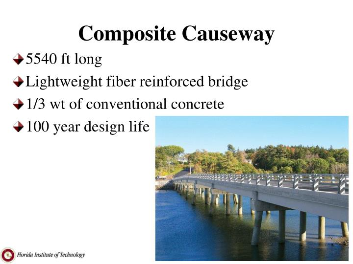 Composite Causeway