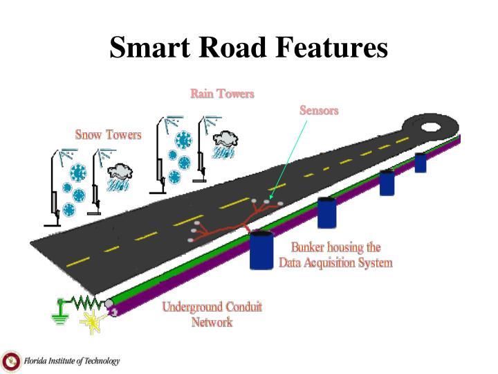 Smart Road Features