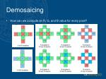 demosaicing1