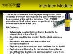 interface module