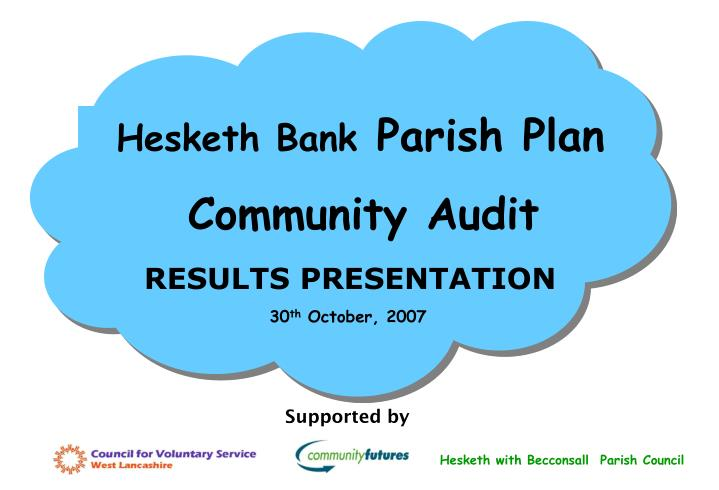 Hesketh Bank