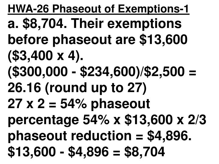 HWA-26 Phaseout of Exemptions-1