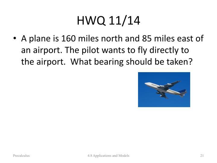 HWQ 11/14
