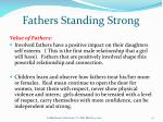 fathers standing strong7